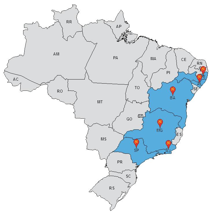 Mapa do brasil  copy