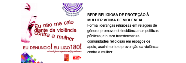 Minibanner rede mulheres