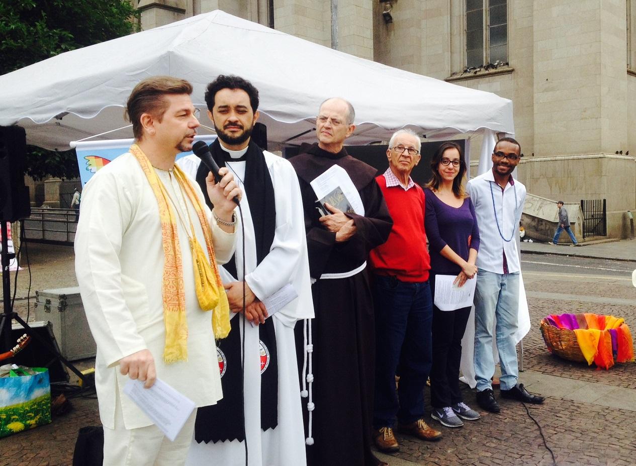 Ato ecumênico marca a Semana de Assis