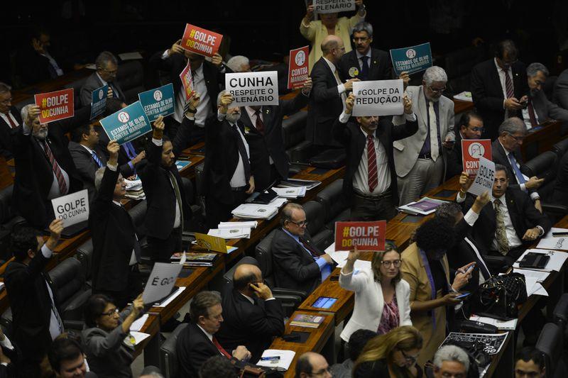 Após ser rejeitada, redução da maioridade penal volta à votação na Câmara dos Deputados