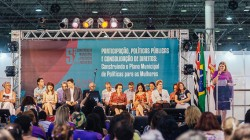 Conferencia municipal de politicas para mulheres