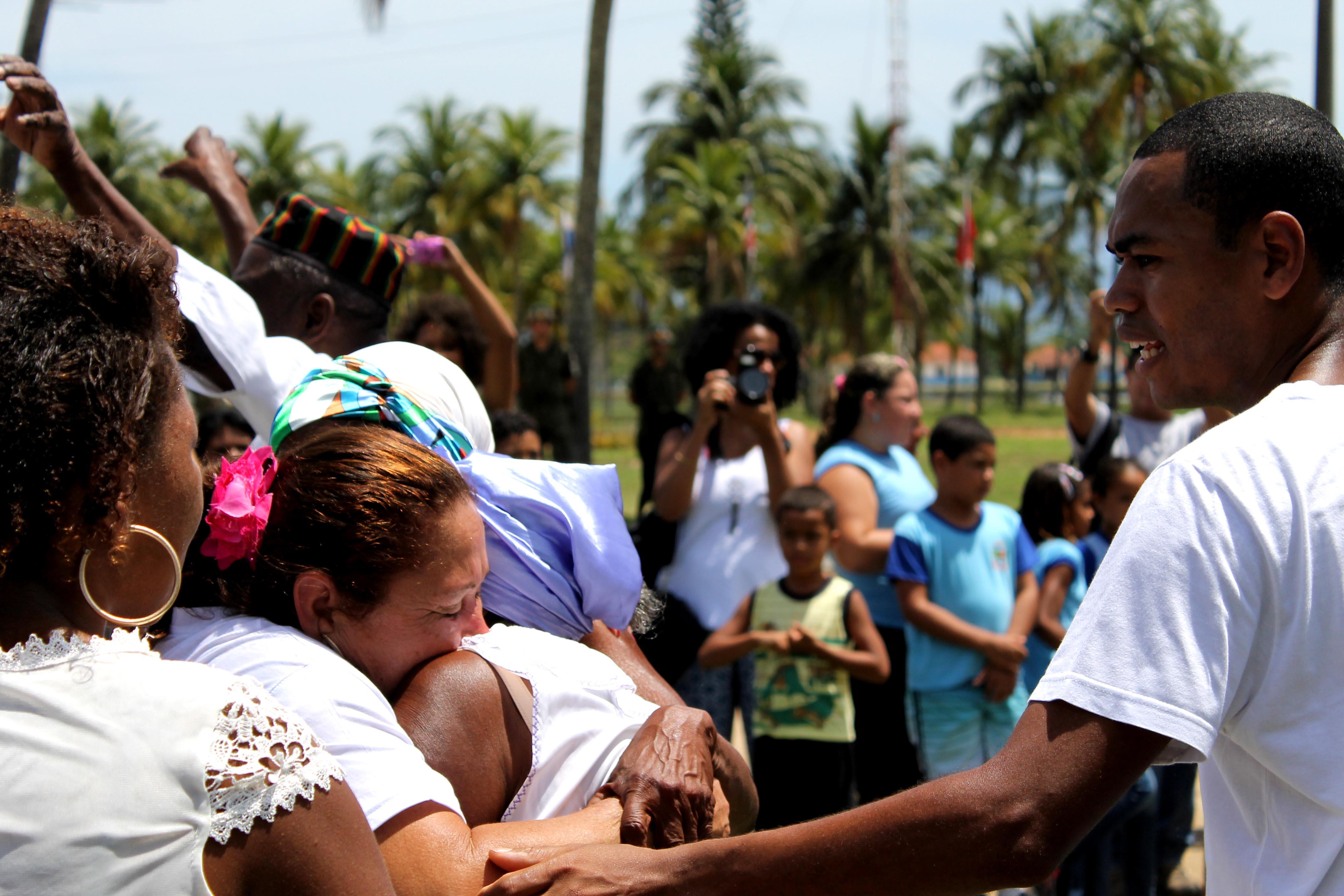 Quilombo da Marambaia (RJ) recebe o título de posse coletiva de seu território