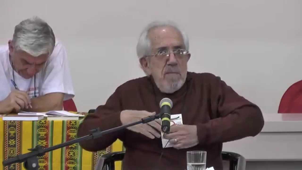 Leonardo Boff em #TheologiaPública: Luiz Alberto Gómez de Souza: Intelectual cristão na transformação social