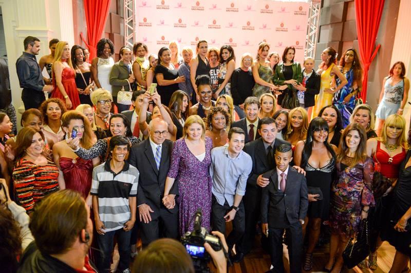 """O Transcidadania educa toda a sociedade para a diversidade"", declarou Fernando Haddad na formatura do programa"