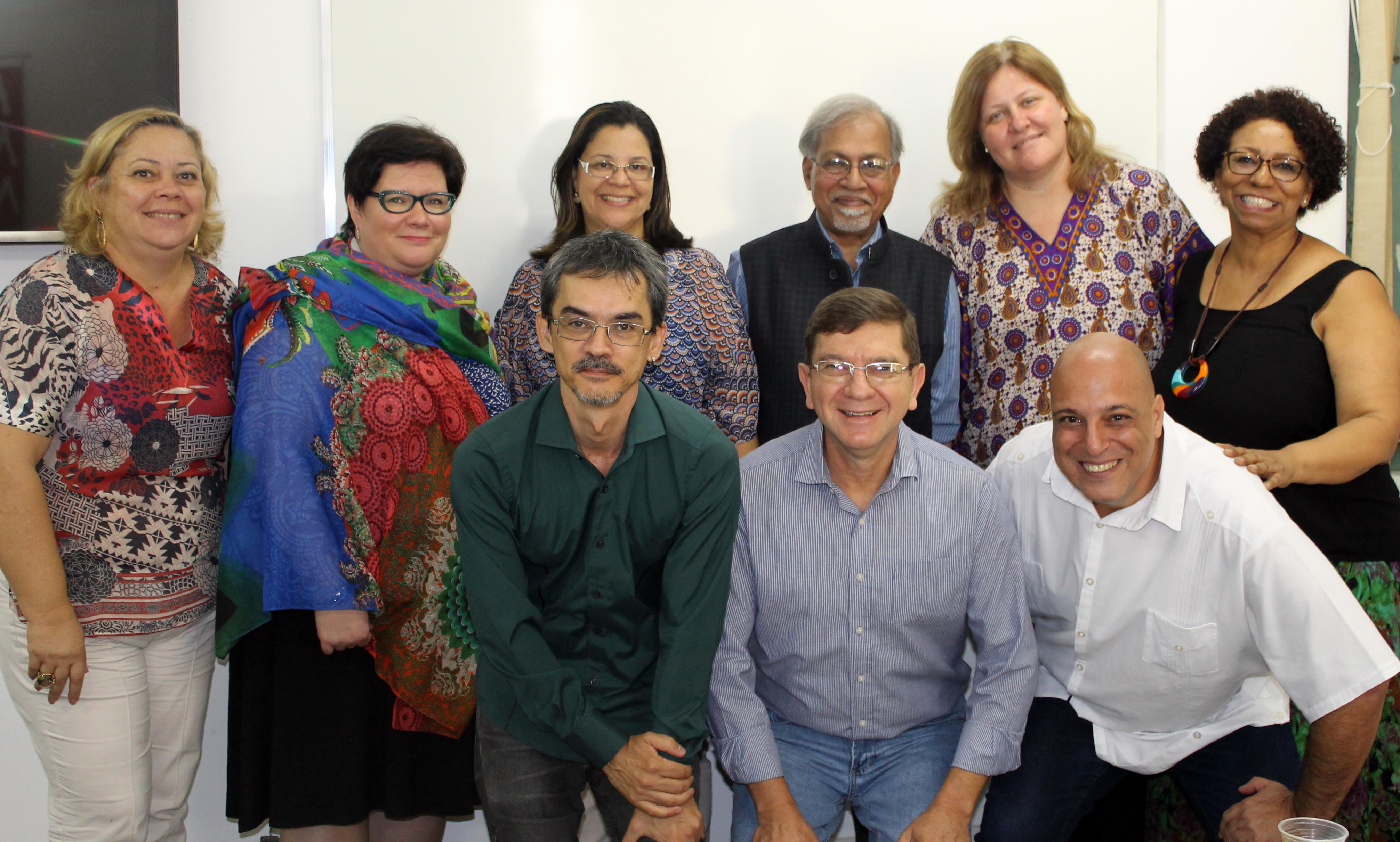 Membros do FE ACT Brasil compartilham suas experiências e ações com ACT Aliança