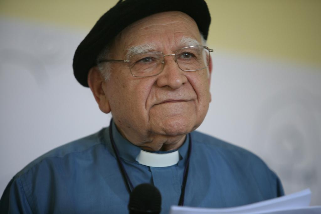 Nota de Pesar: Bispo Frederico Pagura