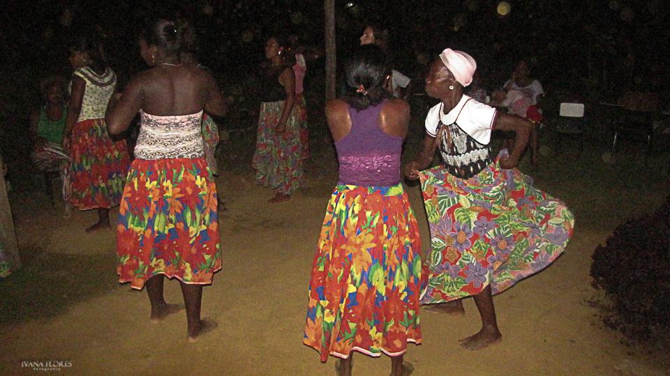 Encontrão Quilombola de Mulheres do Baixo Sul da Bahia