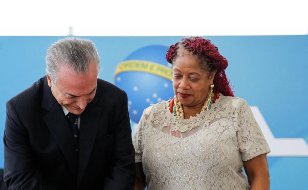 Mulheres quilombolas repudiam declarações da ministra dos Direitos Humanos, Luslinda Valois
