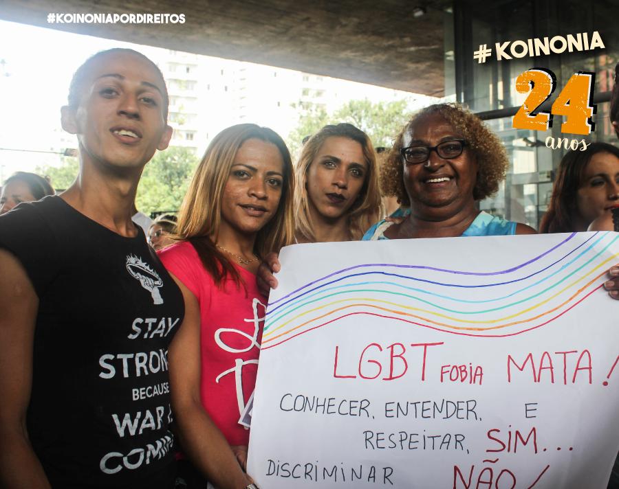 Justiça de gênero e direitos da população LGBTT