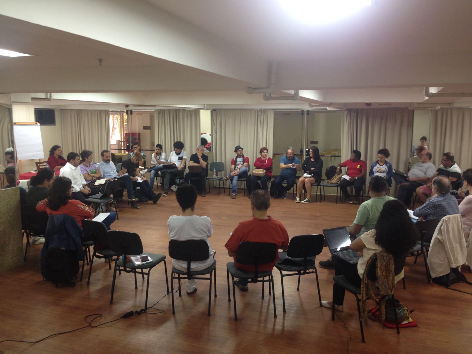 Plataforma da Reforma Política se reúne para discutir estratégias de atuação da esquerda brasileira