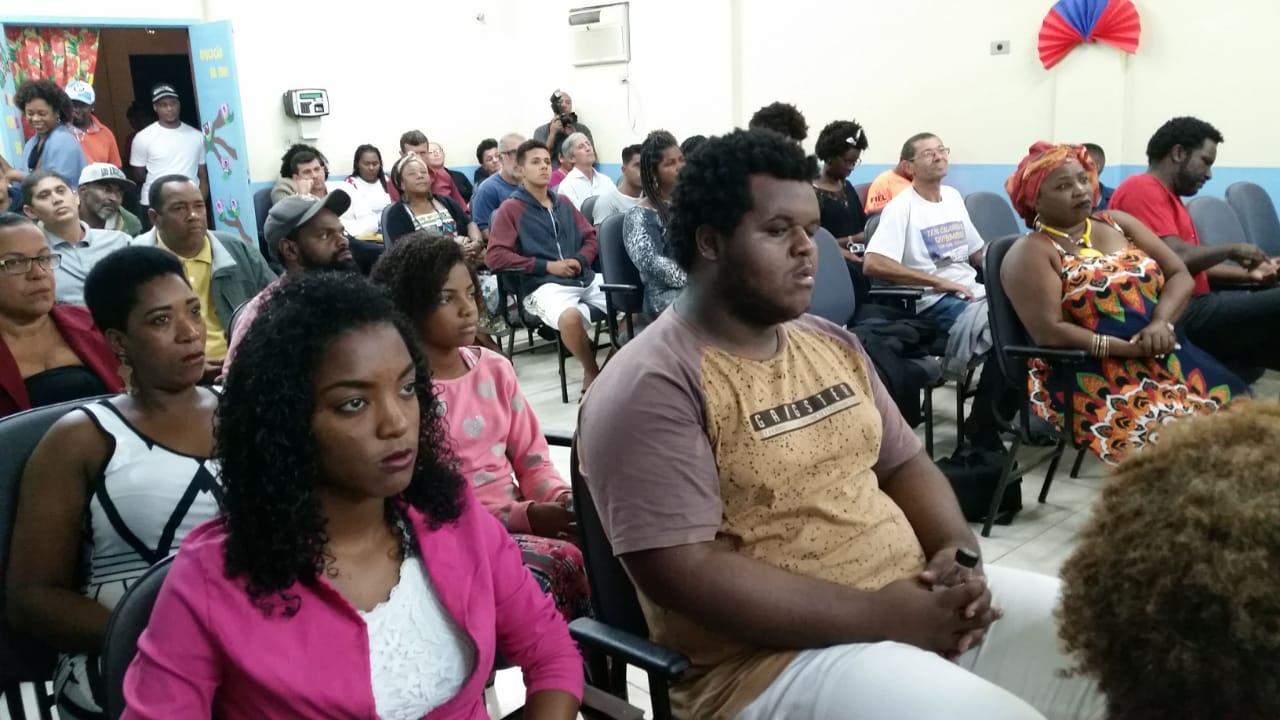 Encontro Estadual das Comunidades Quilombolas no RJ: Ser Quilombo no Brasil sempre foi luta política