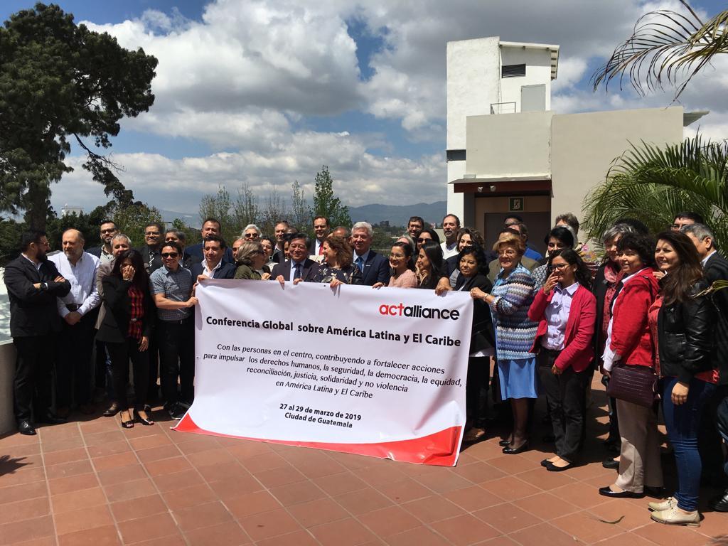 Após conferência global sobre América Latina e Caribe, ACT Aliança se posiciona diante contexto de retrocessos na região
