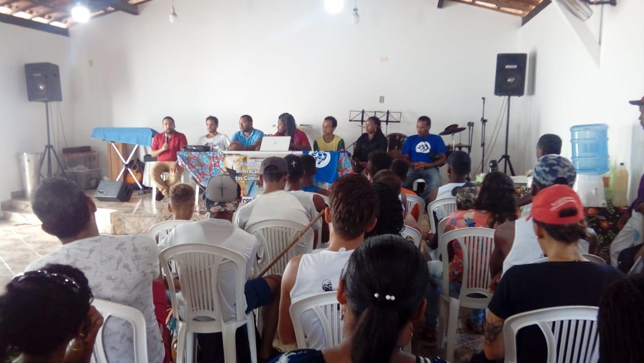 Seminário sobre Mineração e Sustentabilidade das Comunidades Tradicionais