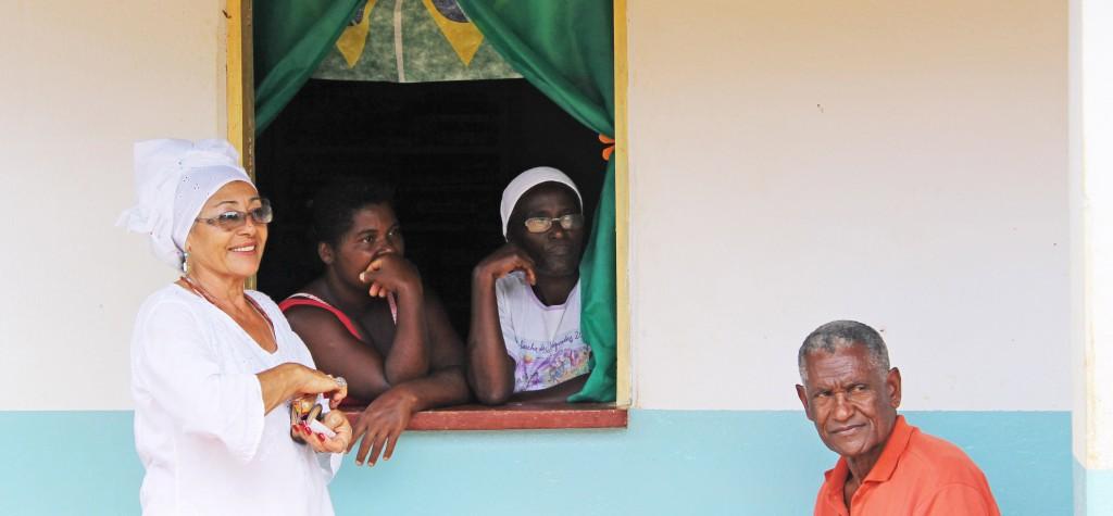 Intercâmbio entre terreiros de Salvador (BA) e quilombolas da região do Baixo Sul da Bahia