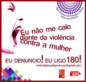 Rede violência mulher