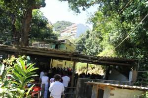 Quilombo, que fica numa das áreas mais valorizadas do Rio,  teve de enfrentar a especulação imobiliária