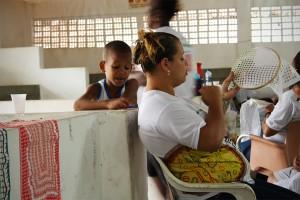 Oficina de bordado tradicional Barafunda no Ilê Axé Opô Afonjá: arte e direitos
