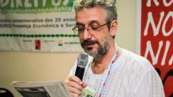 O diretor executivo de KOINONIA, Rafael Soares de Oliveira