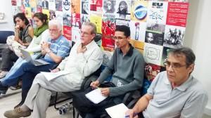 Participantes discutem como fortalecer articulação e coordenar esforços