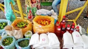 Direto das comunidades quilombolas do Baixo Sul: produtos da agricultura familiar