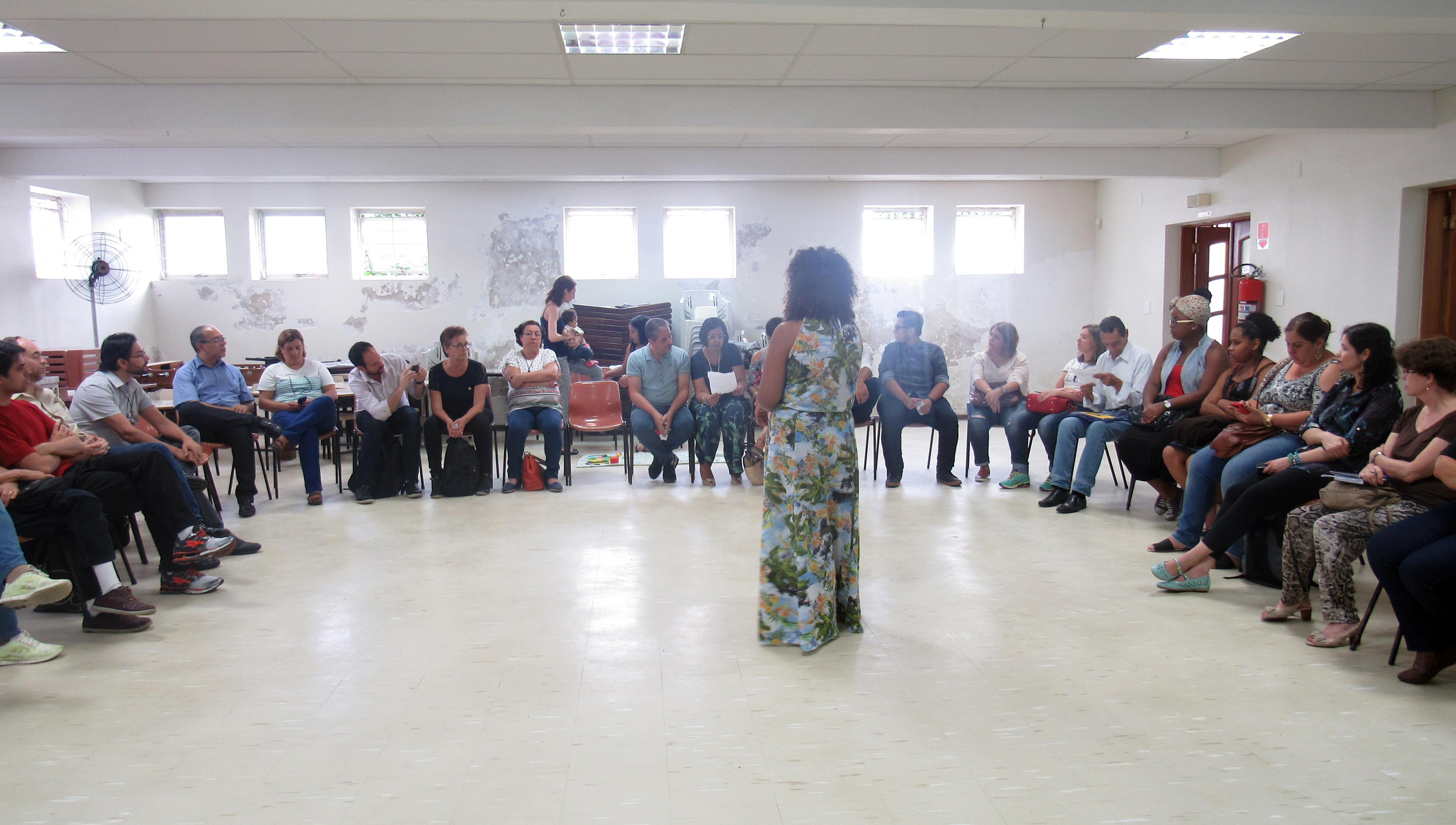 Primeiro espaço de diálogo promovido pela Rede Religiosa de Proteção à Mulher Vítima de Violência propõe reflexões sobre ações exitosas no trabalho de enfrentamento à violência contra mulher.