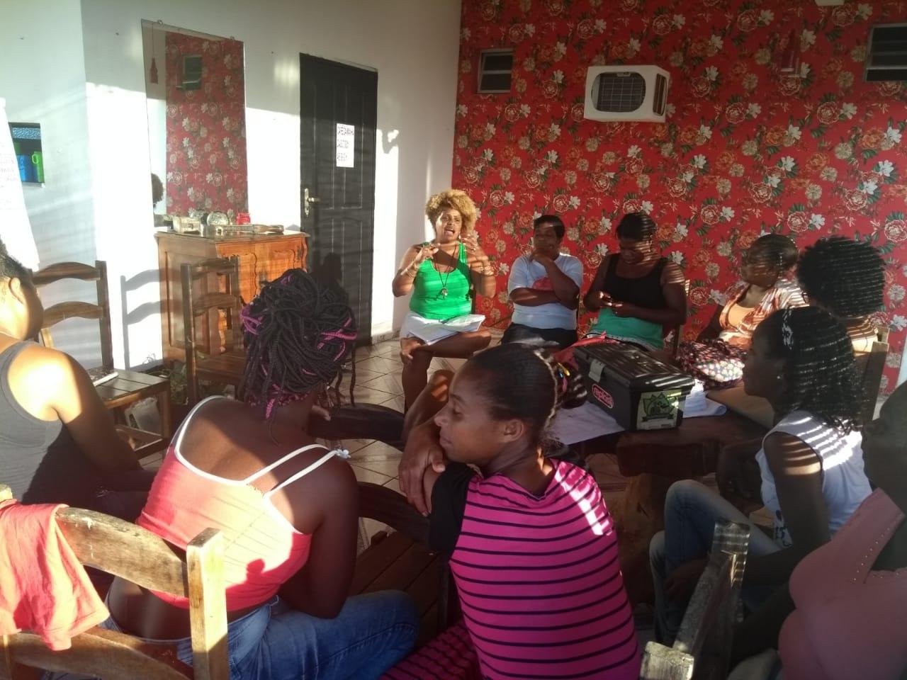 Planejamento 2019 com as mulheres quilombolas