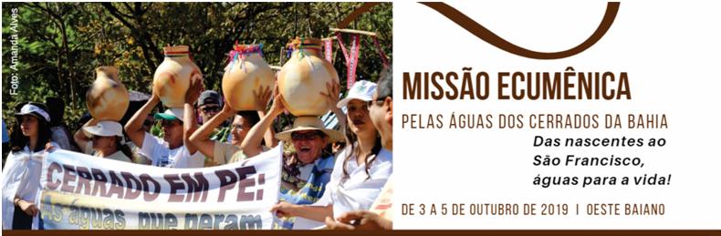 Fórum Ecumênico ACT-Brasil lança carta oficial da Missão Ecumênica