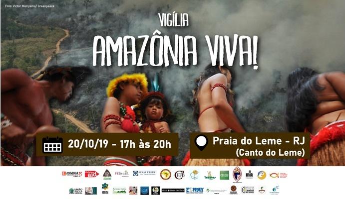 Vigília Amazônia Viva!
