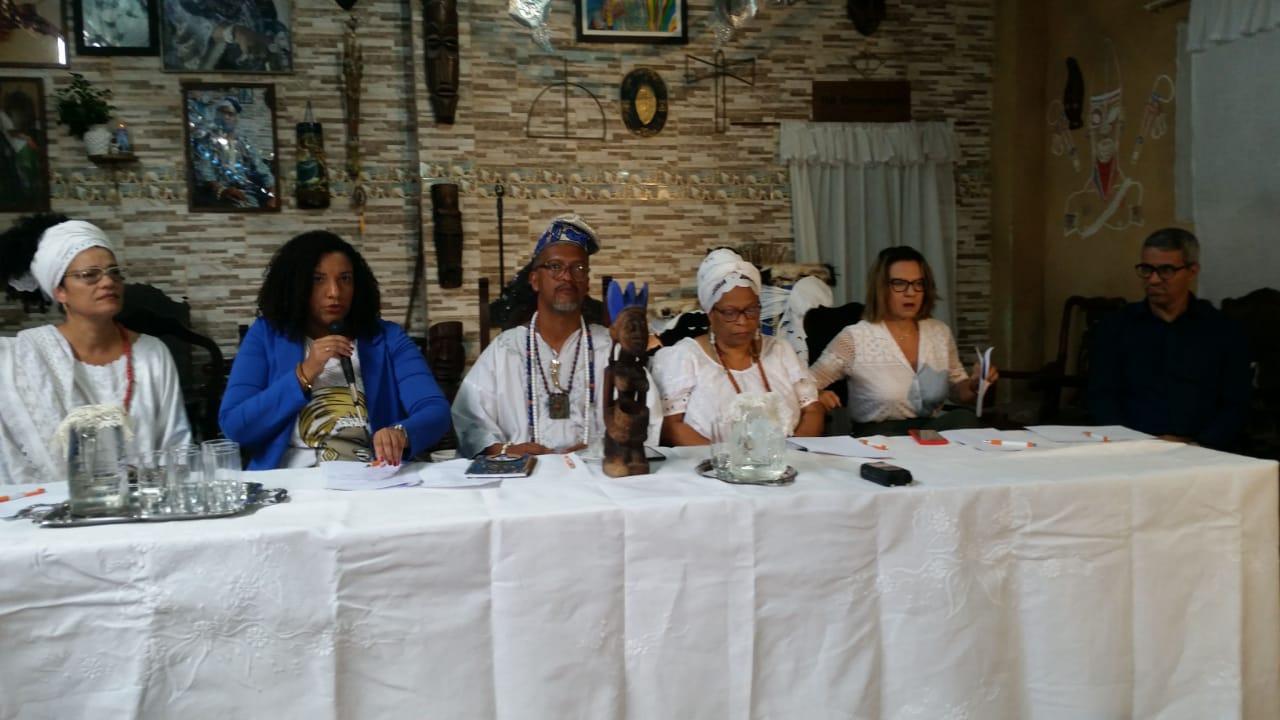 No RJ, Audiência Pública da ALERJ em Terreiro debate Intolerância Religiosa