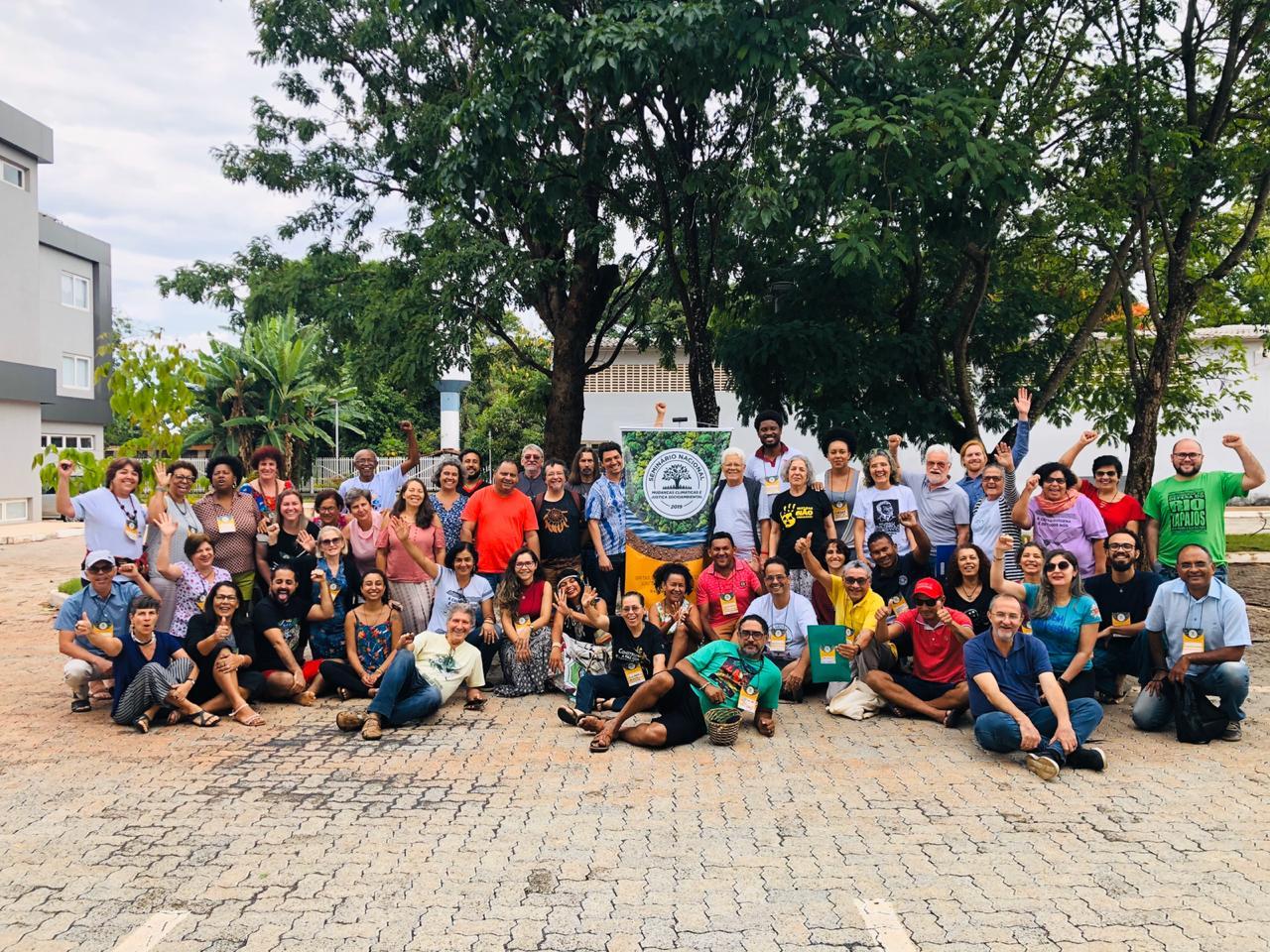 Carta Manifesto do Seminário Nacional do Fórum Mudanças Climáticas e Justiça Socioambiental 2019