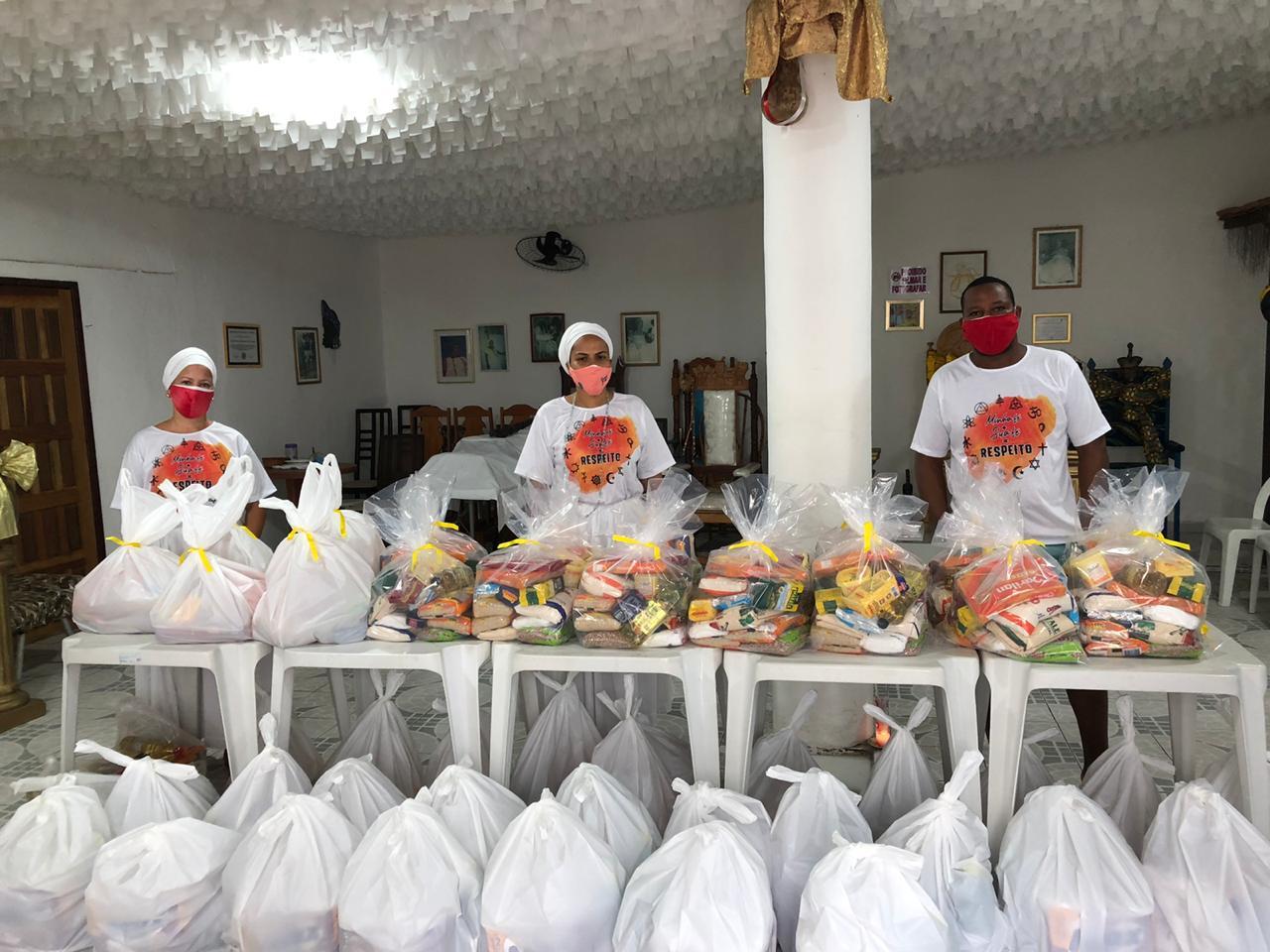 Terreiros e KOINONIA na luta pela vida durante a pandemia da Covid 19 em Salvador