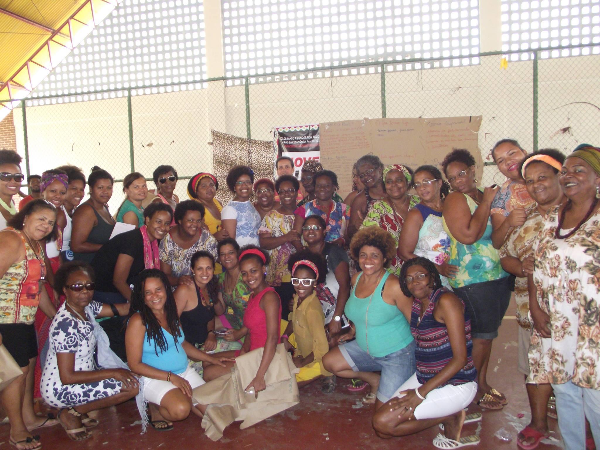 """Rede de Mulheres Negras da Bahia comemora 8 anos e celebra a eficácia da campanha """"Pare de Nos Matar"""""""